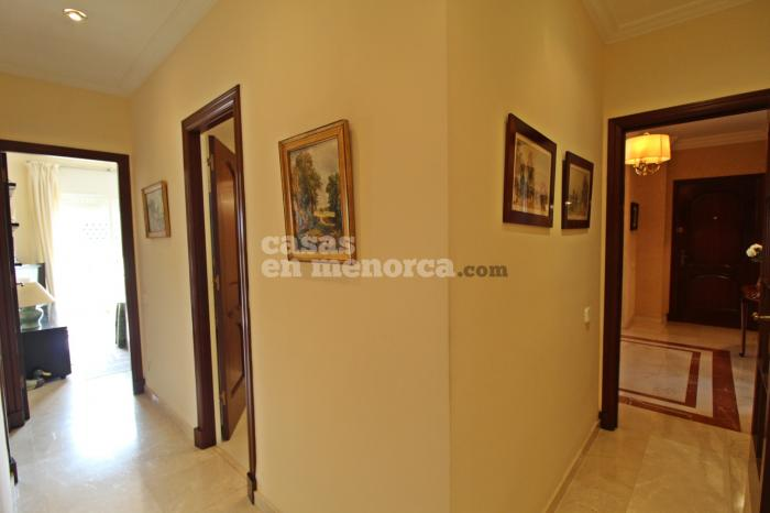 Flat with beautiful views to the port of Mahón - Ref. 353