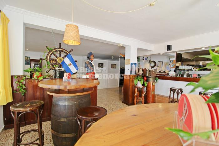 For sale - Ref. 5007 Bar-Restaurant - Alaior (Cala'n Porter)