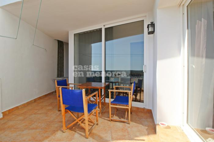 Centric townhouse with direct views to the port of Mahón - Ref. 2270