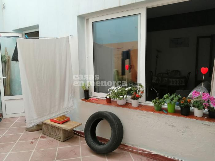 House on ground floor with patio in Ciutadella - Ref. 2291