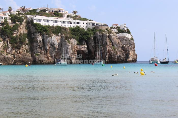 Villa with communal pool in Cala'n Porter  - Ref. 3247