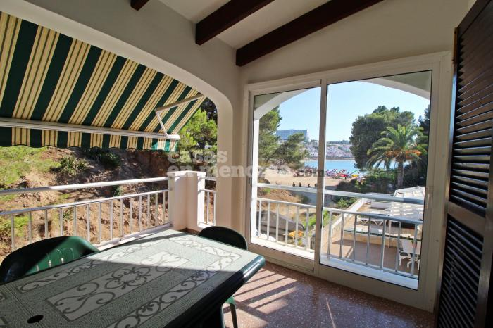 House located on the sand in Arenal d'en Castell - Ref. 2314