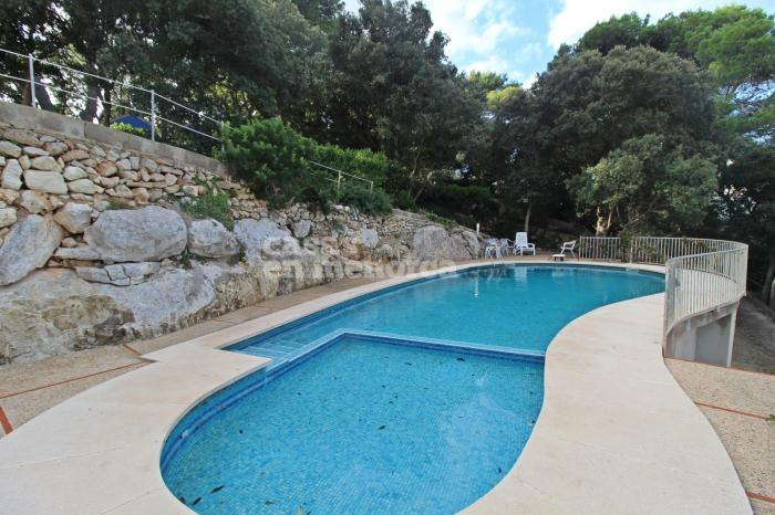 Villa with direct access to the Cala Galdana beach - Ref. 2425
