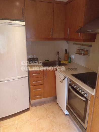 Flat on ground floor with patio in Ciutadella - Ref. 2481