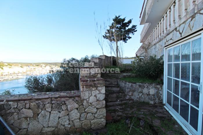Front line house with pool at the Port of Mahón - Ref. 2510