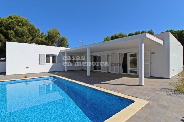 Recently built villa in Arenal d'en Castell - Ref. 2847
