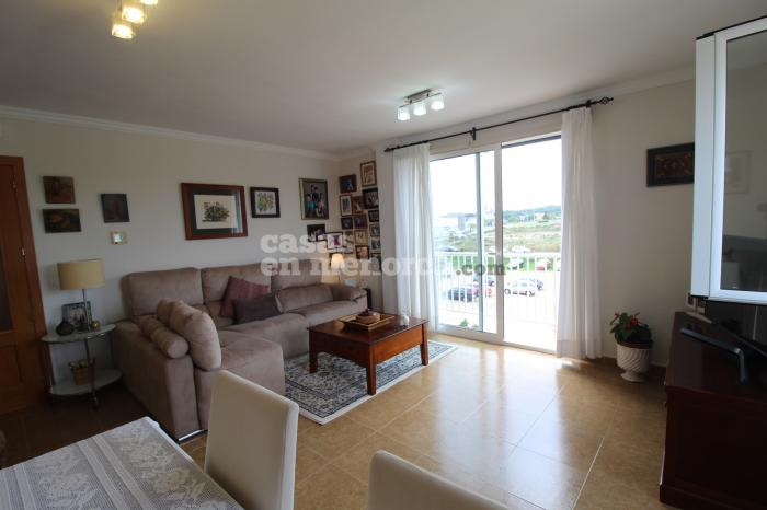 Duplex flat with garage and pool in Es Castell - Ref. 2857