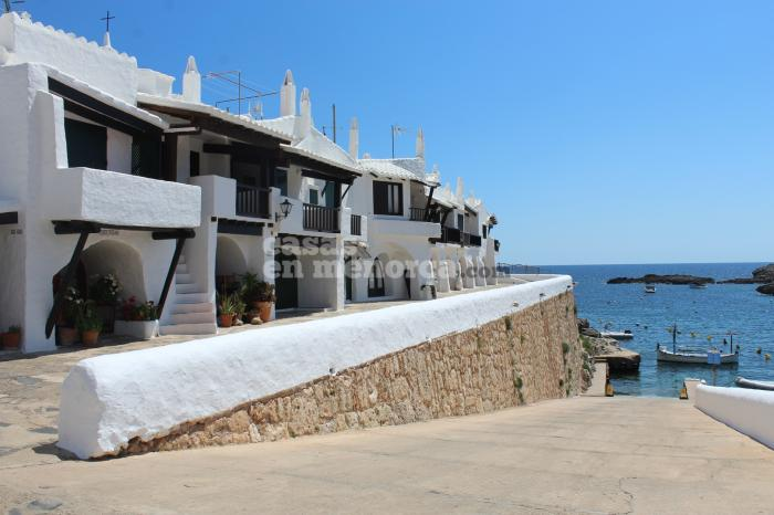 Parking space in the fishing village of Binibeca Vell - Ref. 2927