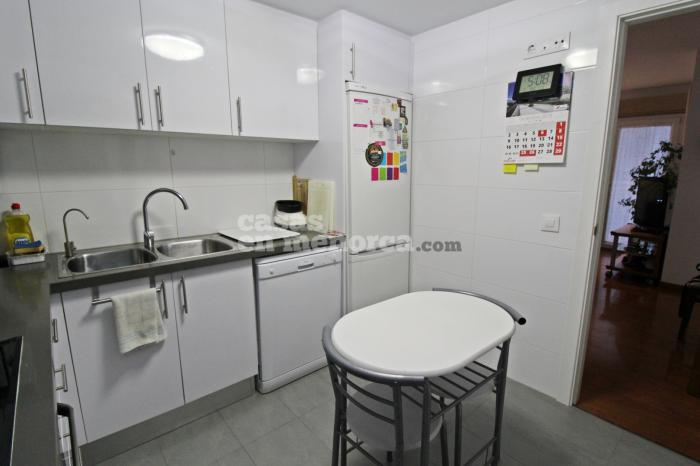 Recently built flat in Mahón  - Ref. 2943