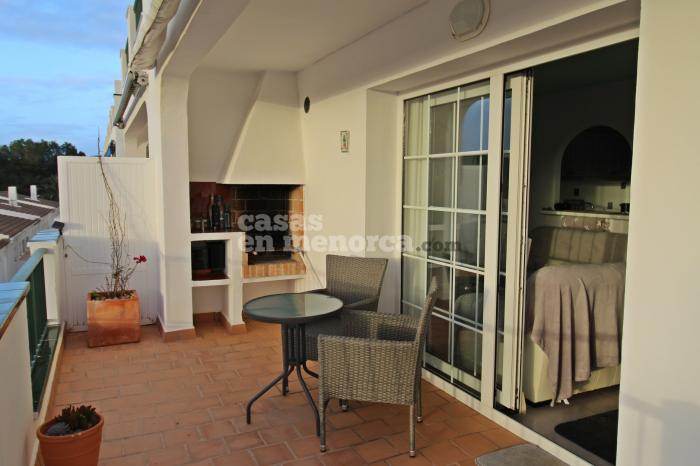 Beautiful apartment with terrace and pool in Son Parc - Ref. 2987