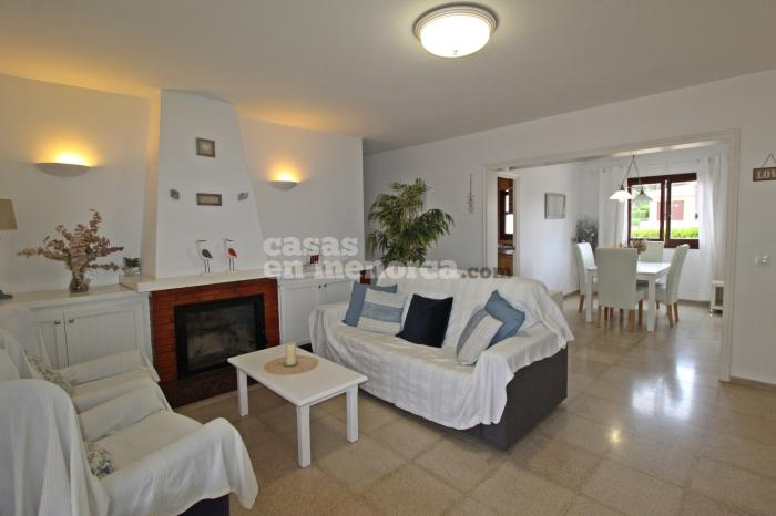 Villa with pool in Addaia - Ref. 3074