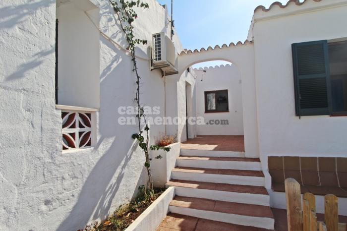 Two villas with pool in Cala'n Porter - Ref. 3093