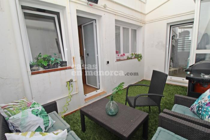 Beautiful house on ground floor with patio in Es Mercadal - Ref. 3110