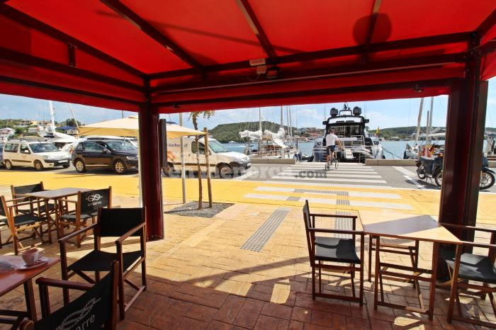 Location - Ref. 3141 Bar-Restaurant - Maó/Mahón (Port de Mahon)