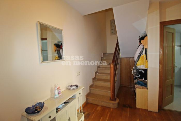 Impeccable townhouse with patio in Sant LLuís - Ref. 3215
