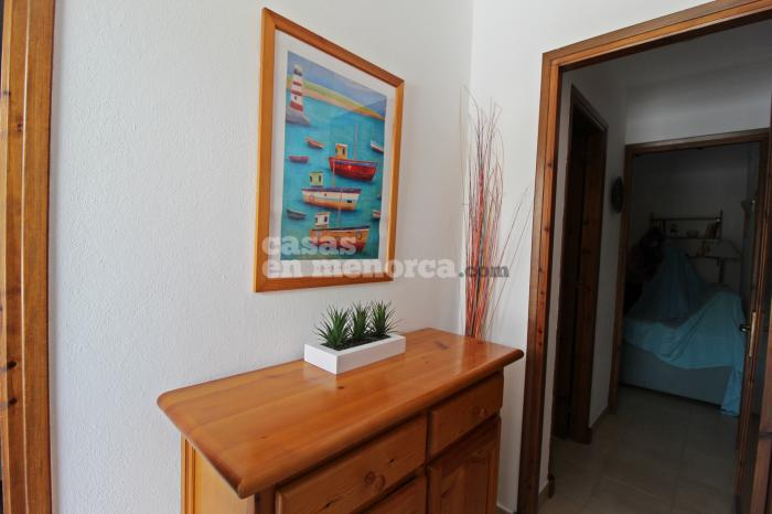 APPARTEMENT MIT TOURISTENLIZENZ UND MEERBLICK IN SON PARC - Ref. 3272