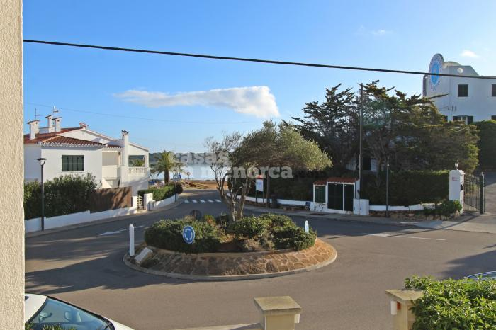 Bright apartment with sea views in Ses Salines, Fornells - Ref. 3297