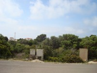 For sale - Ref. 6013 Plot - Sant Lluís (Binisafua)