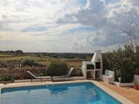 Beautiful villa with pool, with views to the countryside and very private  in Cala'n Porter - Ref. 2574