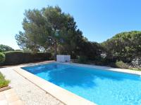 Villa with pool and sea views in Binibeca - Ref. 2658