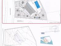 Building plot with project to build a villa with pool - Ref. 2739
