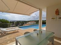 Modern villa with nice sea views in Coves Noves - Ref. 2766