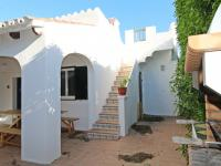 Very private villa with pool and sea views in Binibeca - Ref. 3002