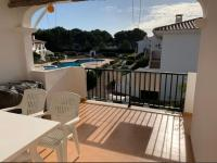 Bright apartment with terrace and pool in Addaia - Ref. 3010